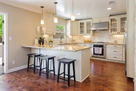 Traditional Kitchen Design Ideas Traditional Kitchen With U Shaped U0026 Undermount Sink In Costa Mesa