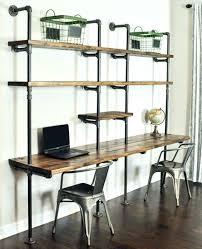 bureau industriel pas cher petit bureau industriel petit bureau style industriel en formidable