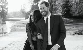 Engagement Photos Prince Harry And Meghan Markle Release Candid Engagement Photo