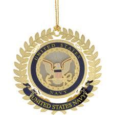 chemart u s navy logo ornament ornaments gifts food shop