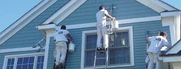 painting contractors types of services offered by commercial and house painting