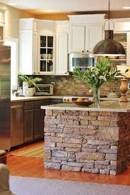 best 25 stone kitchen island ideas on pinterest stone bar