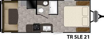 sle floor plans tr sle 21 heartland rvs