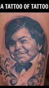 Tattoo Fantasy Island Meme - a tattoo of tattoo lol from the 80 s tv show fantasy