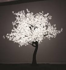 led maple tree