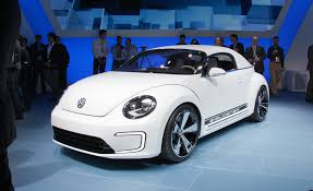 beetle volkswagen blue volkswagen e bugster concept u2013 news u2013 car and driver