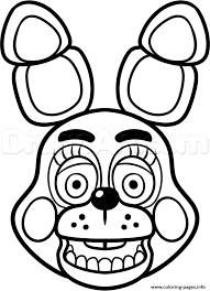 dragon coloring pages info print mangle golden freddy face fnaf coloring pages coloring pages