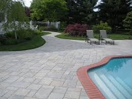 top large pool patio designs plsblue new hope pa and backyard pool