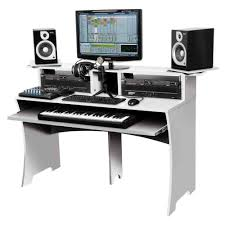 How To Build A Home Studio Desk by Home Studio Desk Design Muallimce