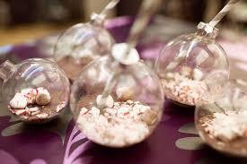 hot cocoa favors diy wedding hot cocoa ornament favors wedding