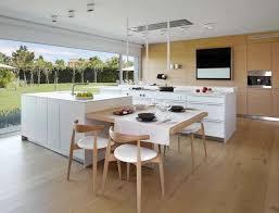 idee cuisine avec ilot cuisine avec ilot central 15 idées de coin repas image jpeg