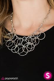 accessories ring necklace images Paparazzi accessories step into the bling ring silver jpg