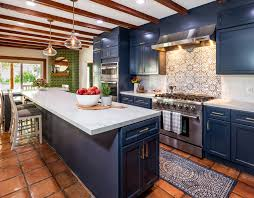 blue kitchen cabinets why we kitchen cabinets the brothers