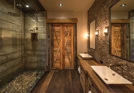 Home Bathroom Decor by 99 Gorgeous Rustic Bathroom Decor Ideas 99architecture