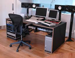 music studio desk intention for interior home decorating 36 with