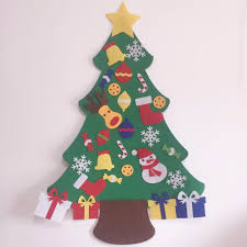 online get cheap felt christmas tree for kids aliexpress com