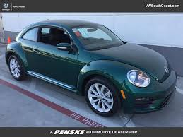 volkswagen beetle green new volkswagen vw beetle cars los angeles orange county