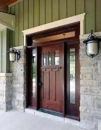 Craftsman 3 Panel Interior Door Ksr Door Custom Exterior And Interior Doors Ksr Door And Mill