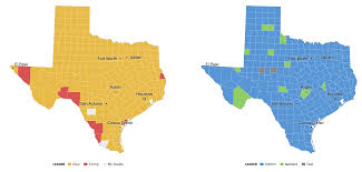 2016 Election Map Texas Primary Election Results 2016 The New York Times