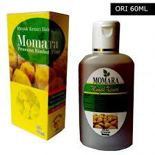 Minyak Kemiri Sei momara minyak kemiri bakar original 60 ml