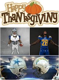chargers cowboys thanksgiving color album on imgur