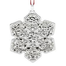 francis i annual ornament snowflake 2017 ornament by