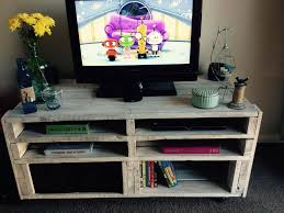 Upcycled Console Table 15 Inspired Pallet Ideas For Your Home