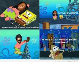 Lil Wayne Memes - lil wayne sponge bob megalawlz com