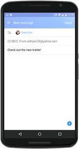 yahoo mail android nuevas opciones de yahoo mail para android correo yahoo mail