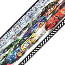 nascar daytona racing prepasted wall border roll race cars nascar daytona racing prepasted wall border roll race cars border amazon com