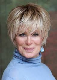 gorgeous salt and pepper short hair style gray hair styles