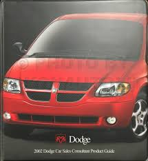 2002 dodge neon repair shop manual original