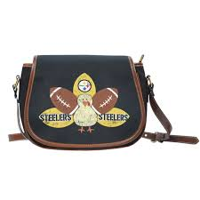 thanksgiving pittsburgh steelers saddle bags best store