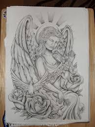 best 25 angels tattoo ideas on pinterest angel sleeve tattoo