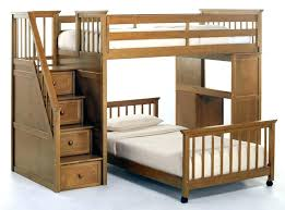 storage loft bed with desk full size loft bed with desk and storage apartment loft bed design