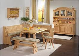 Light Wood Dining Room Sets 23 Space Saving Corner Breakfast Nook Furniture Sets Booths