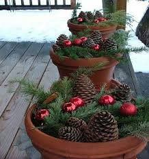 Exterior Christmas Decorations 30 Breathtakingly Rustic Homemade Christmas Decorations