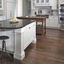 white kitchen floor ideas durable kitchen flooring options walnut kitchen cabinets