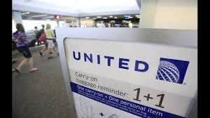 United Airlines Carry On United Airlines Pilot Taken Off San Francisco Bound Flight