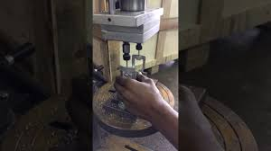 multi spindle drilling head youtube