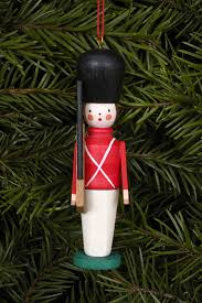 tree ornament soldier 2 4 8 5 cm 1 3in by christian ulbricht