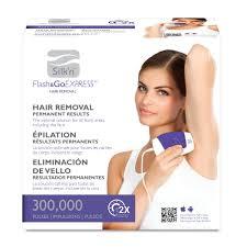 n flash u0026 go express hair removal device