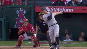 Aaron Judge Joins An Exclusive Club Of Yankees All Stars Pinstripe - aaron judge sits series opener vs astros new york yankees