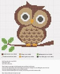 the 25 best cross stitch owl ideas on easy cross