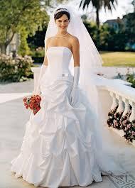 wedding dresses brides david s bridal wedding dress satin up ballgown with corset