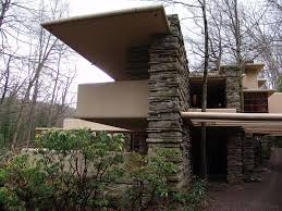 100 frank lloyd wright waterfall house plans fallingwater