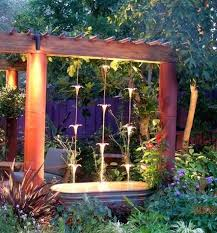 Water Fountains For Backyards by Rain Chain Waterfall This Might Just Be The Water Feature I Have