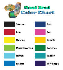 color meanings chart mood colors meanings mood ring color meanings mood ring colors and