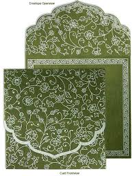 islamic invitation cards what are the popular recent trends in muslim wedding invitation