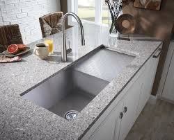 Kitchen  Stainless Kitchen Sinks With Marvelous Stainless Steel - Deep stainless steel kitchen sinks